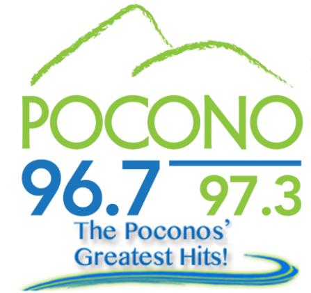 Pocono 967 973 Logo